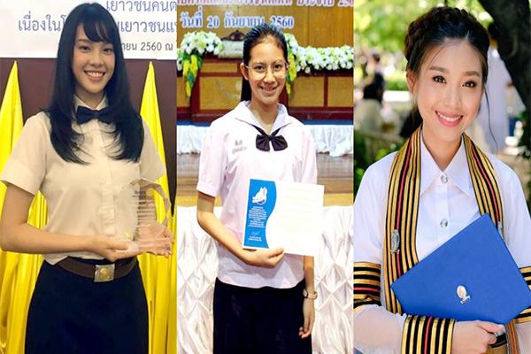 รวมผลงานของเยาวชนดีเด่นที่สร้างชื่อให้ประเทศไทย